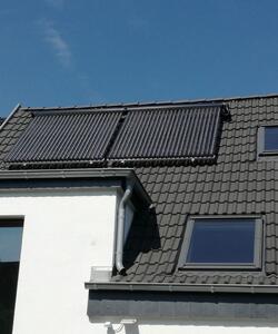 Solaranlage EFH Essen-Werden