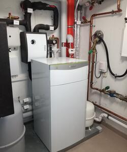 Wärmepumpenanlage EFH Bochum-Stiepel